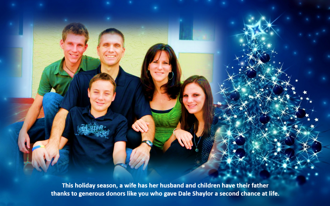 Give Life! This Holiday Season